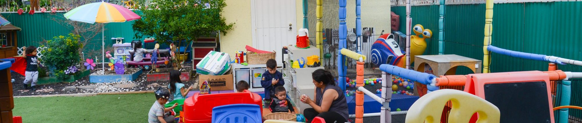 Los Angeles County family child care